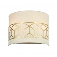 Настенный светильник Maytoni Messina H223-WL-02-G золото