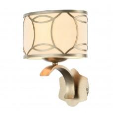 Бра Maytoni Fibi H310-01-G кварцевое золото