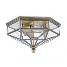 Светильник потолочный Maytoni Zeil H356-CL-03-BZ бронза