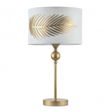 Настольная лампа Maytoni Farn H428-TL-01-WG золото