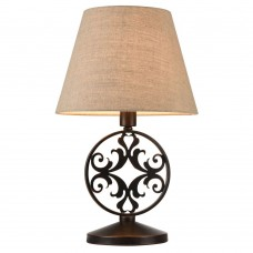 Настольная лампа Maytoni Rustika H899-22-R коричневый