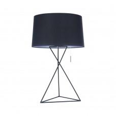 Настольная лампа Maytoni Gaudi MOD183-TL-01-B чёрный