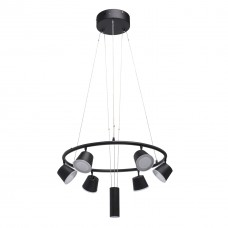 Подвесная светодиодная люстра Mw-light 632015106 Гэлэкси 6*6,5W LED 220V