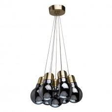 Светильник лофт Regenbogen Life 663011707 Фрайталь 53,9W LED 220V с пультом