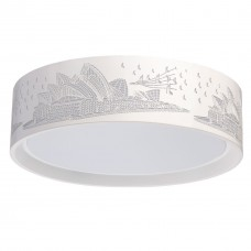 Светильник потолочный светодиодный Mw-light 674016001 Ривз 50W LED 220V