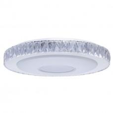 Потолочный светодиодный светильник Mw-light 687010701 Фризанте 1*30W LED 220V с пультом