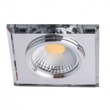 Встраиваемый светодиодный светильник Mw-light 637014501 Круз