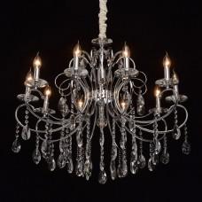 Хрустальная люстра подвесная Mw-Light 373013410 Адель