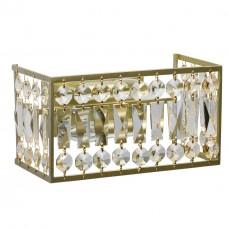 Бра MW-Light 121022202 Монарх 2*40W E14 220 V перламутровое золото