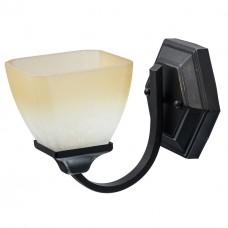 Бра MW-Light 249028401 Замок 1*60W E27 220 V черный