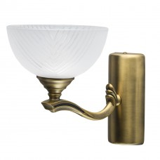 Бра MW-Light 317024601 Афродита 1*40W E27 220 V античная бронза