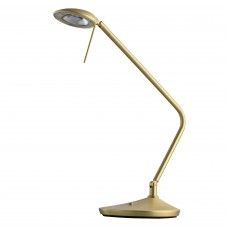 Настольная лампа De Markt 632036001 Гэлэкси 7W LED 220 V матовая латунь