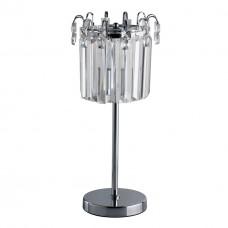 Настольная лампа MW-Light 642033101 Аделард 1*60W E27 220 V хром