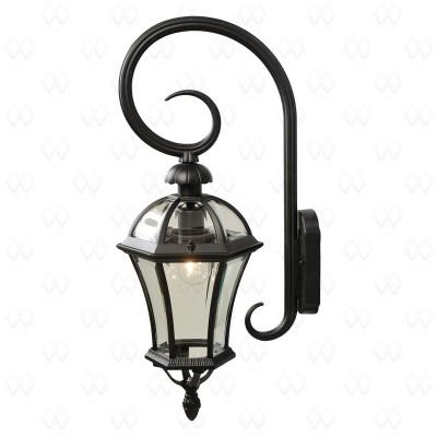 Уличный настенный светильник Mw-light 811020401 Сандра