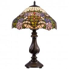 Настольная лампа Velante 842-804-01 Tiffany