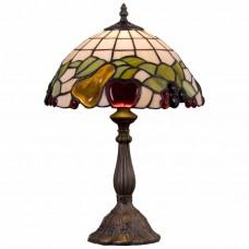 Настольная лампа Velante 850-804-01 Tiffany