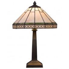 Настольная лампа Velante 857-804-01 Tiffany