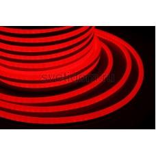 Гибкий неон светодиодный, постоянное свечение, красный, 220V, бухта 50м, Neon-Night 131-012