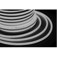Гибкий неон светодиодный, постоянное свечение, белый, 220V, бухта 50м, Neon-Night 131-015