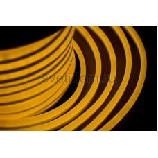 Гибкий неон светодиодный, постоянное свечение, желтый, 220V, бухта 50м, Neon-Night 131-021