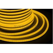 Гибкий Неон LED SMD, жёлтый, 120 LED/м, бухта 50м, Neon-Night 131-051