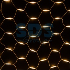 "Гирлянда ""Сеть"" 2x3м, белый провод, 432 LED, теплый белый, Neon-Night 217-146"