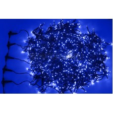 "Гирлянда "" LED ClipLight"" 24V, 5 нитей по 20 м, эффект мерцания, синий, Neon-Night 323-603"