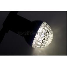 Лампа шар Е27 9 LED d50мм теплый белый, Neon-Night 405-216
