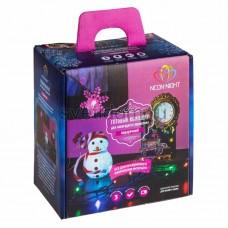 "Набор ""Подарочный"", цвет гирлянд мультиколор, Neon-Night 500-069"
