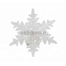 "Фигура светодиодная на присоске ""Снежинка Морозко"", RGB, Neon-Night 501-027"