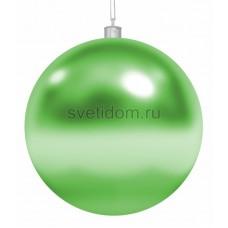 "Елочная фигура ""Шар"", 20 см, цвет зеленый, Neon-Night 502-004"