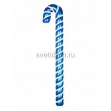 """Елочная фигура """"Карамельная палочка"""" 121 см, цвет синий/белый, Neon-Night 502-243"""