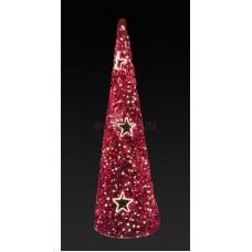 """Фигура """"Ель"""", LED подсветка, высота 5 м, красная, Neon-Night 506-266"""