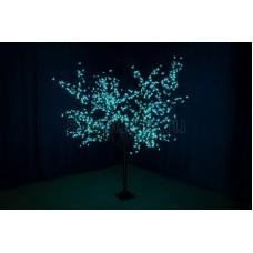 """Светодиодное дерево """"Сакура"""", высота 1,5 м, диаметр кроны 1,4 м, RGB, Neon-Night 531-109"""