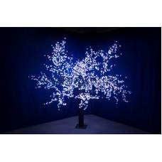 """Светодиодное дерево """"Сакура"""", высота 2,4 м, диаметр кроны 2 м, RGB, Neon-Night 531-129"""