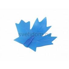 """Колпачок """"кленовый лист"""" (для дюраплей) синий, Neon-Night CC-1-11"""