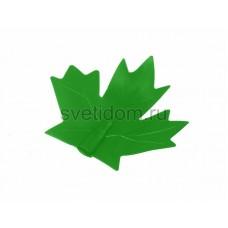 """Колпачок """"кленовый лист"""" (для дюраплей) зеленый, Neon-Night CC-1-13"""