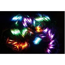 Гирлянда - сеть Чейзинг LED 2*4м (560 диодов), каучук, мульти Neon-Night 217-139