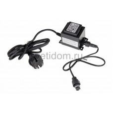 Блок питания для подключения светодиодных сосулек 50 см и 80 см, 230-9,5V, цвет черный Neon-Night 256-154
