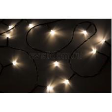 Гирлянда Твинкл Лайт 10 м, 80 диодов, цвет теплый белый Neon-Night 303-046