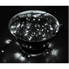 Гирлянда Твинкл Лайт 10 м, 100 диодов, цвет белый Neon-Night 303-135