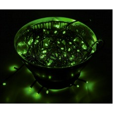 Гирлянда Твинкл Лайт 10 м, 100 диодов, цвет зеленый Neon-Night 303-137