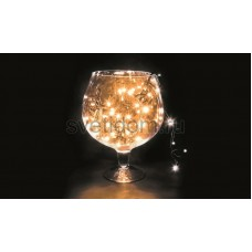 Гирлянда Твинкл Лайт 10 м, 100 диодов, цвет оранжевый Neon-Night 303-151