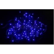 Гирлянда Твинкл Лайт 10 м, 100 диодов, цвет голубой Neon-Night 303-153