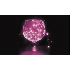 Гирлянда Твинкл Лайт 10 м, 100 диодов, цвет фиолетовый Neon-Night 303-154