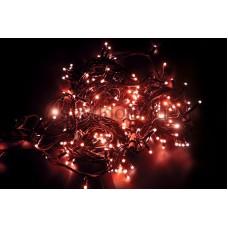 Гирлянда модульная Дюраплей LED 20м 200 LED красная Neon-Night 315-152