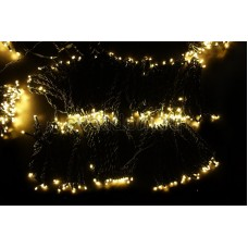 """Гирлянда """"LED ClipLight"""" 24V, 5 нитей по 20 метров, цвет диодов Теплый Белый Neon-Night 323-506"""