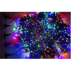"""Гирлянда """"LED ClipLight"""" 24V, 5 нитей по 20 метров, цвет диодов Мульти Neon-Night 323-509"""