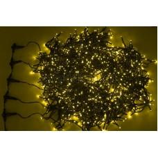 "Гирлянда ""LED ClipLight"" 24V, 5 нитей по 20 метров, цвет диодов Желтый, Flashing (Белый) Neon-Night 323-601"