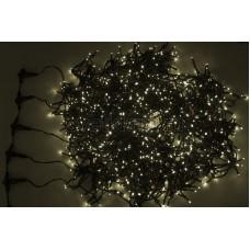 """Гирлянда """"LED ClipLight"""" 24V, 5 нитей по 20 метров, цвет диодов Теплый Белый, Flashing (Белый) Neon-Night 323-606"""